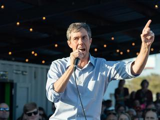 Beto ORourke Campaign in South Carolina for the Democratic Presidential Race