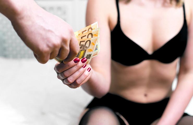 Prostitutka pokrivalica