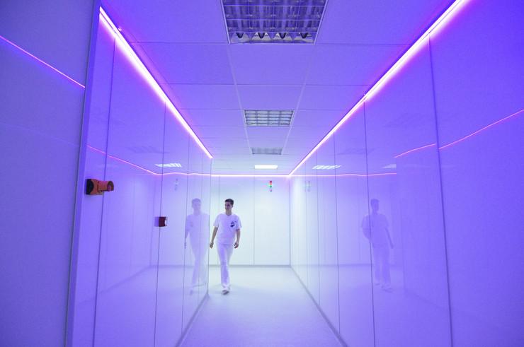 Novi Sad 440 institut sremska kamenica onkologija akcelerator foto Robert Getel