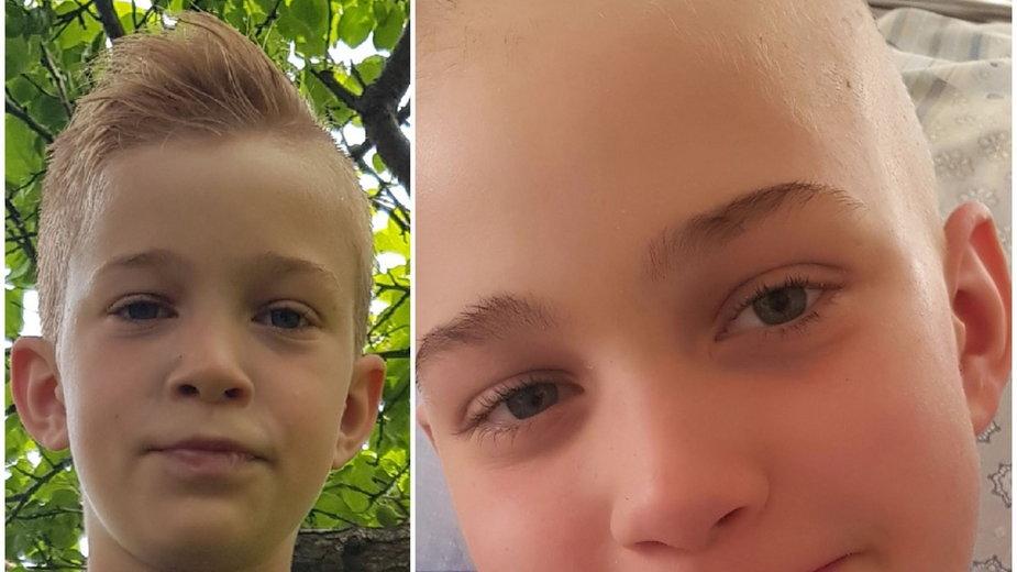 12-letni Wiktor Lewicki walczy o każdy dzień