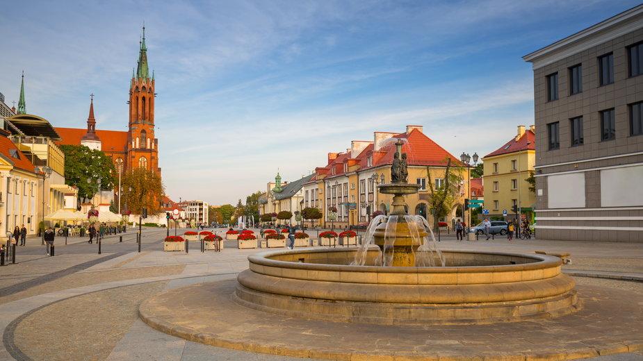 """Białystok już nie będzie """"wschodzący"""". Radni zdecydowali o zmianie"""