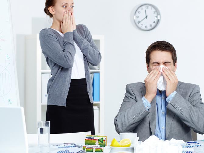 Da li znate šta je kancelarijski virus?