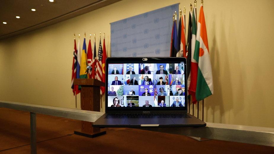 Rada Bezpieczeństwa ONZ omawia kwestię konfliktu w Izraelu