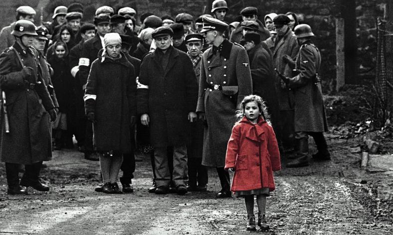 """""""Lista Schindlera"""": kadr z filmu"""