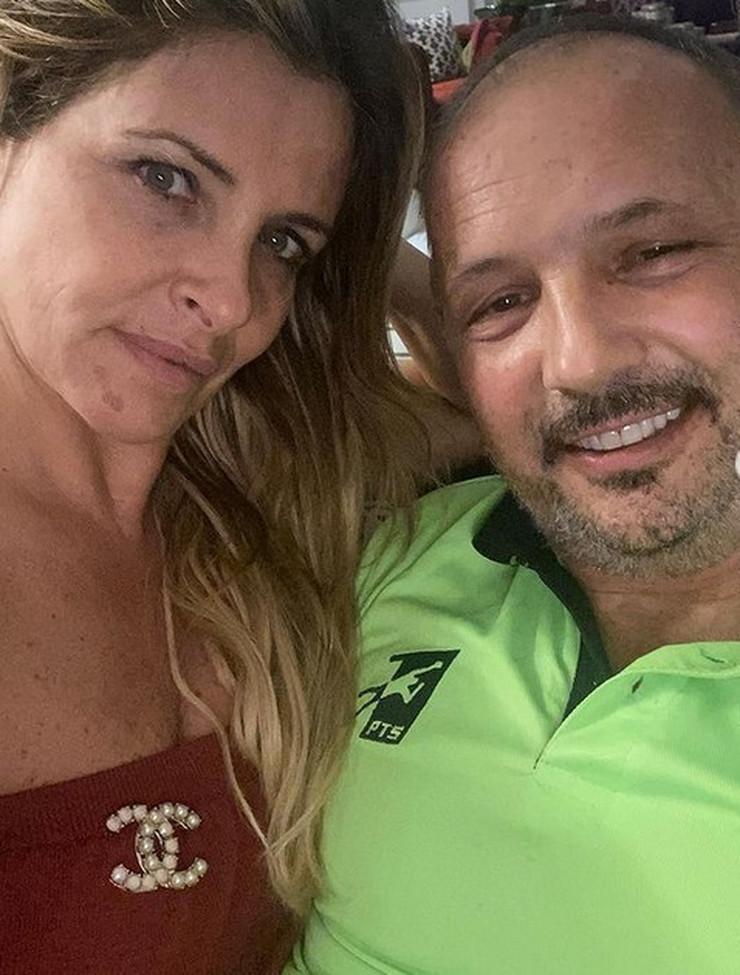 Arijana i Siniša Mihajlović