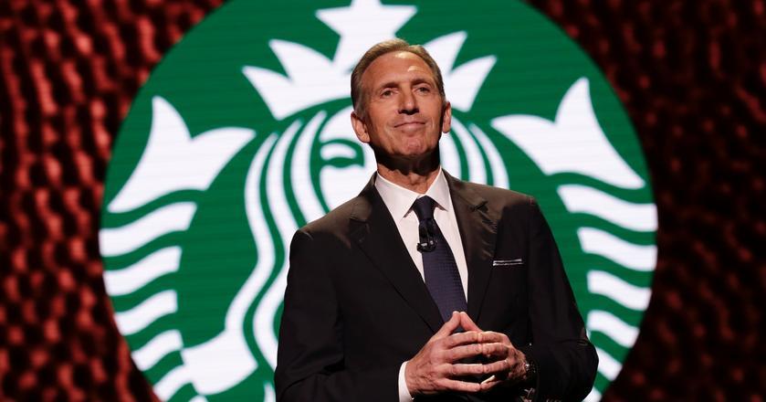 Założyciel, były CEO i obecny szef zarządu Starbucksa Howard Schultz uważa, że powstaną legalne cyfrowe waluty