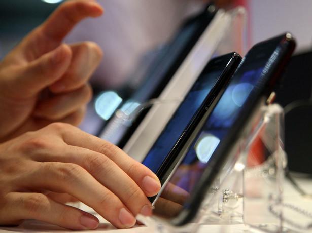Tablet Samsunga. Fot. Tomohiro Ohsumi/Bloomberg