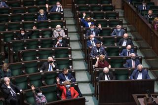 Sejm odrzucił senackie weto do noweli o działach administracji rządowej