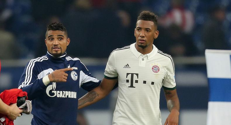 'I want nothing to do with him' – KP Boateng distances himself from brother Jerome