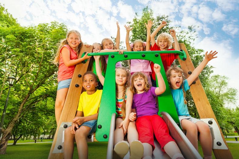 Własny plac zabaw to marzenie każdego dziecka