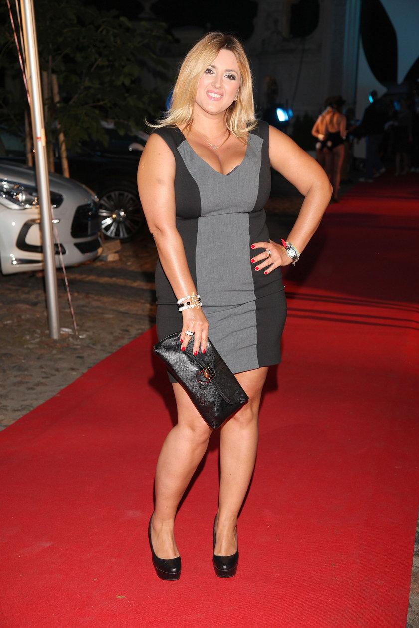 Karolina Szostak w 2012 roku