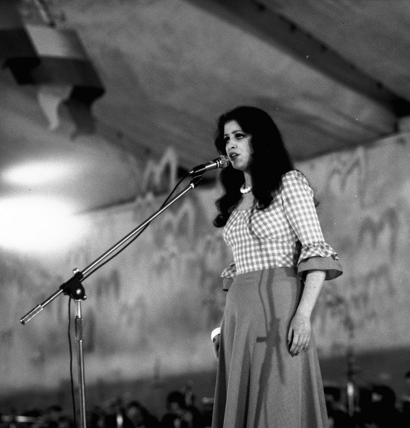 Anna Jantar na scenie