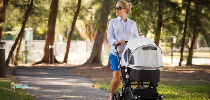 Izbor kolica za bebu je ozbiljna priča