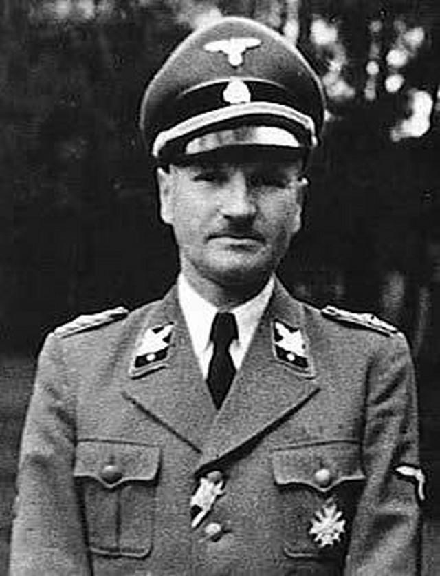 Ernest Robert Gravitz, ubijeni naci doktor