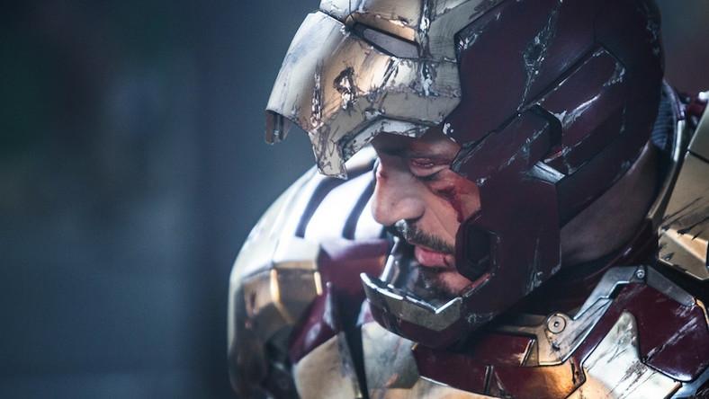 Robert Downey Jr. jako Iron Man