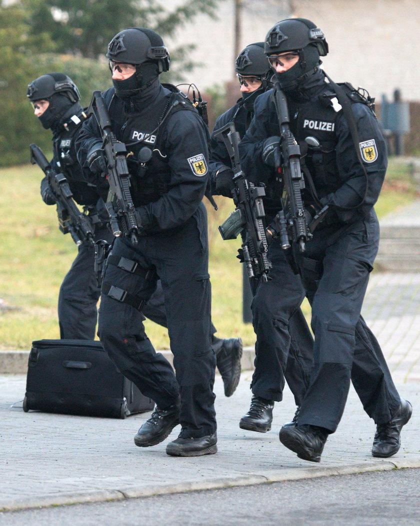 Atak w Berlinie mógł być jedynie próbą odwrócenia uwagi