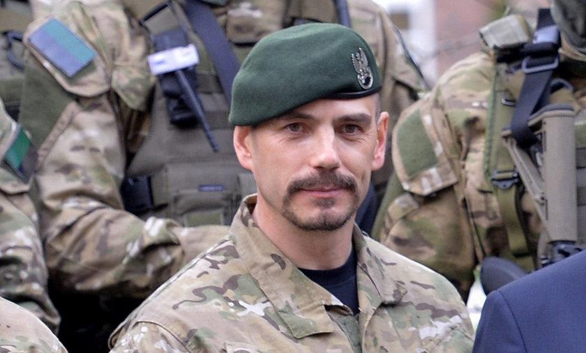 Płk. Sławomir Berdychowski