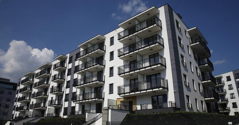 W Polsce mieszkania kupowane są głównie na kredyt