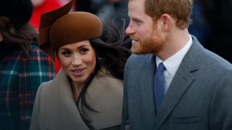 Meghan Markle w tiarze księżnej Diany?