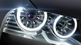 LED to historia, BMW stawia na... laser
