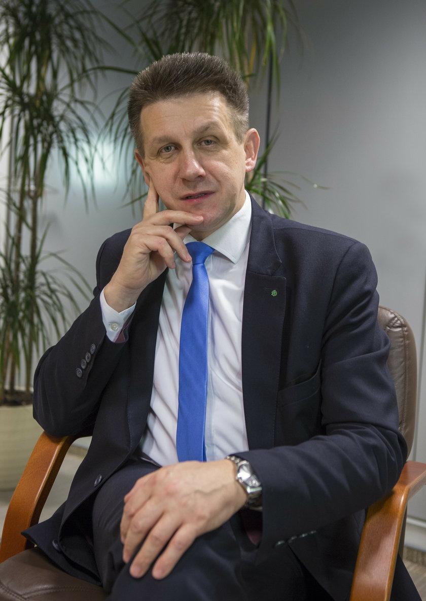 Jan Bury, były szef klubu PSL w Sejmie i baron Podkarpacia
