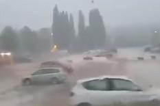 Oluja, Hrvatska, Nevreme