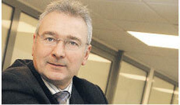 dr André Helin, prezes BDO