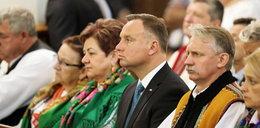 Afera z księdzem rektorem kłopotliwa dla prezydenta? Wizyta Andrzeja Dudy u górali ze skandalem w tle