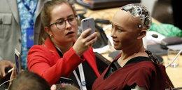 Arabia Saudyjska przyznała obywatelstwo robotowi