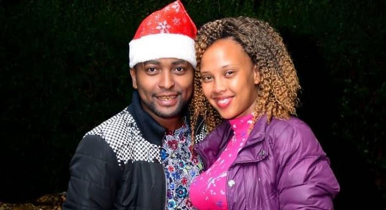 Former KTN presenter reveals sons face for the first time