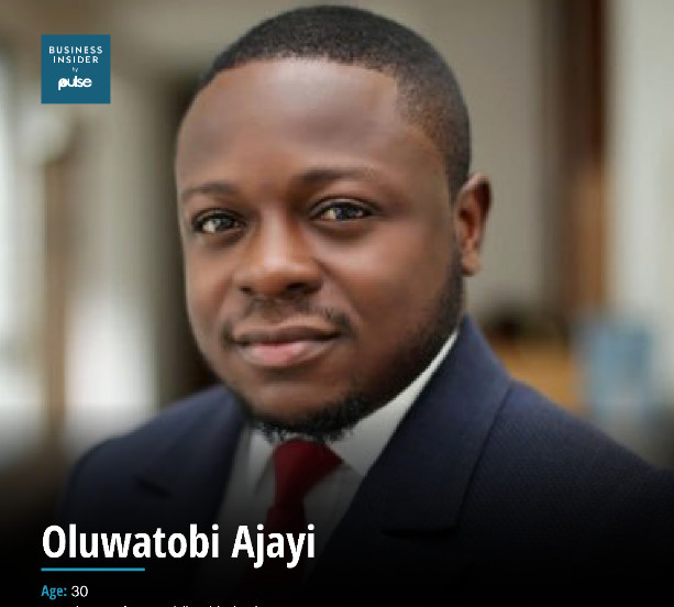 Oluwatobi Ajayi is the Chairman/CEO at Nord Automobiles Limited