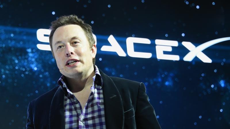 Elon Musk planuje założyć na Marsie miasto dla miliona mieszkańców