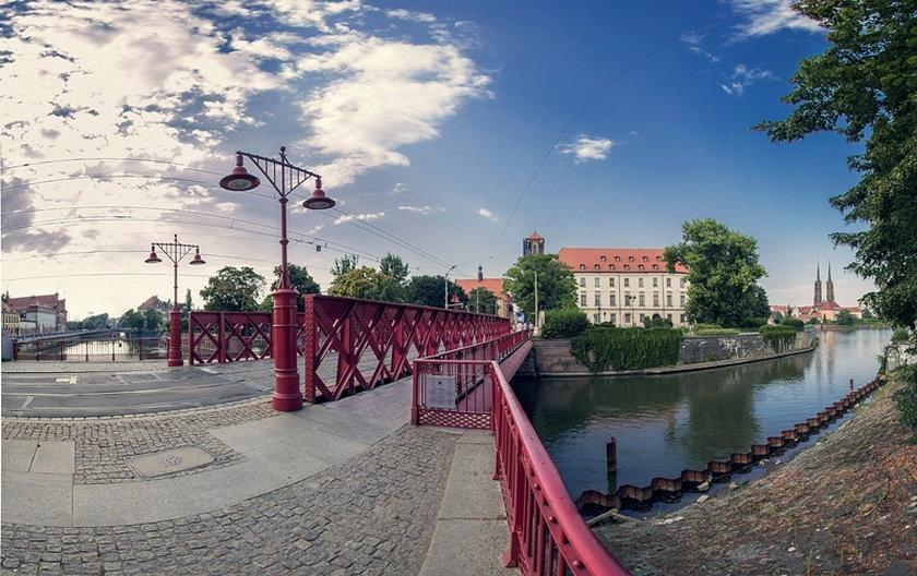 Most Piaskowy we Wrocławiu