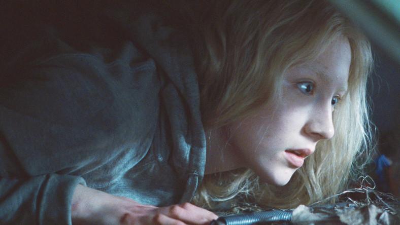 Doskonała Saoirse Ronan jako Hanna