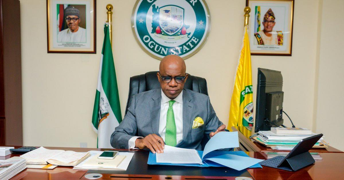 Ogun students celebrate Gov. Abiodun's tribunal victory - Pulse Nigeria
