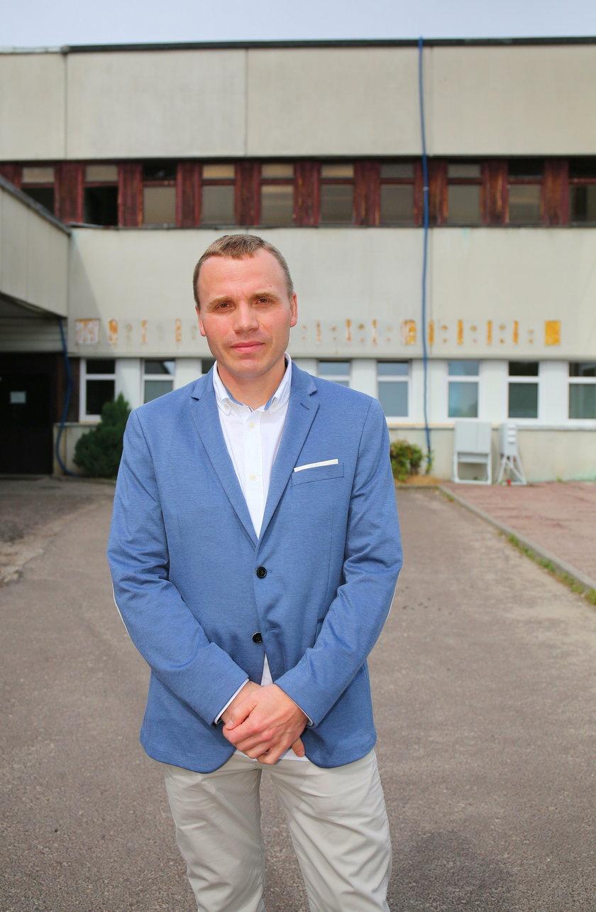 Adam Czerwiński, ICZMP w Łodzi