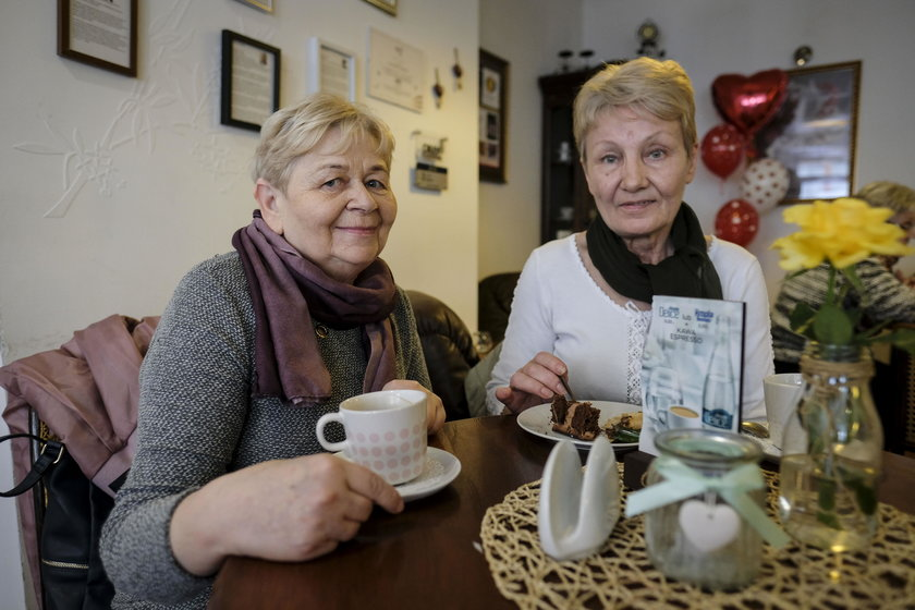 Wow! W Gliwicach wieszają kawę na tablicy!