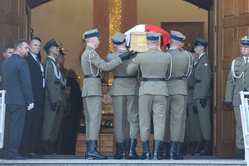 Pogrzeb Jana Szyszki