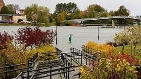 Rozpoczęła się przebudowa systemu przeciwpowodziowego rzeki Elbląg