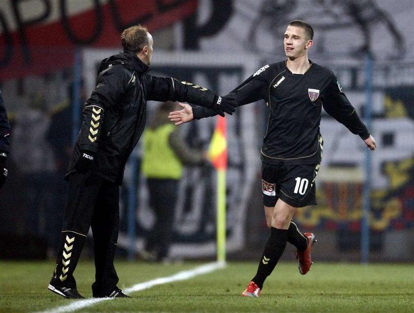 Świerczok dogadany z Kaiserslautern?