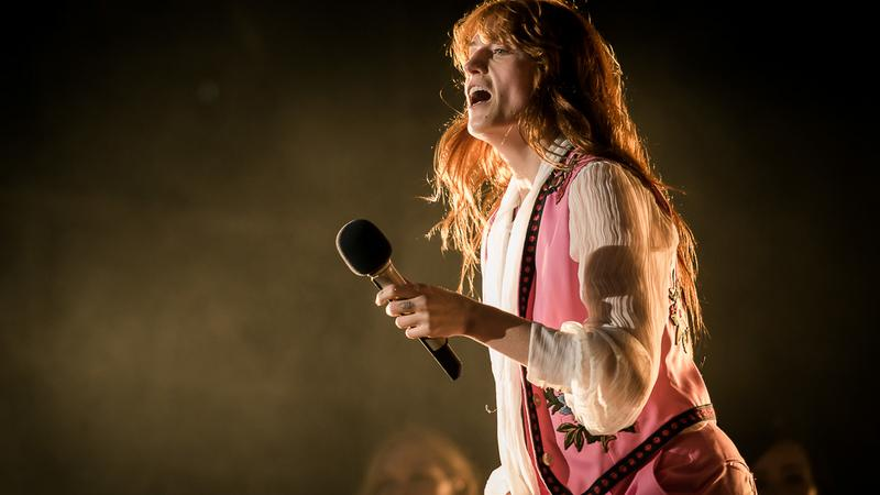 Florence + The Machine na Open'er Festival 2016