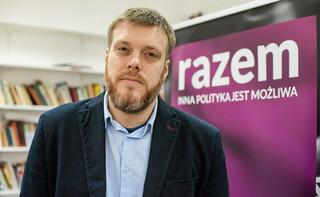 Zandberg: Od dawana mówiliśmy, że w środowiskach polskich nacjonalistów są neonaziści
