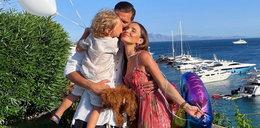 Szczęśni uczcili urodziny synka w Grecji