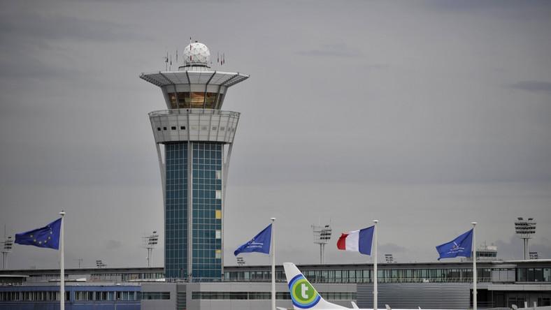 Lotnisko Orly w Paryżu