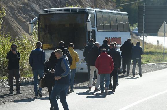 FK Crvena zvezda, Trepča, Jarinje