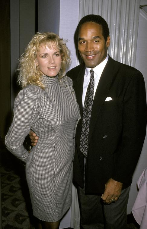 Nicole Brown i O.J. Simpson