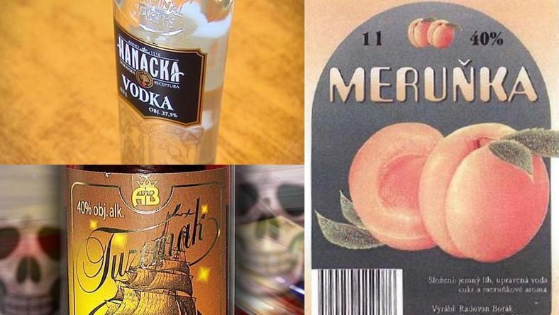 GIS: zabezpieczono prawie 140 tys. butelek alkoholu z Czech