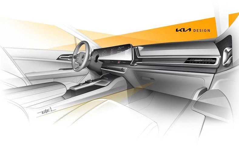 Kia Sportage nowej generacji, która będzie dostępna w Polsce