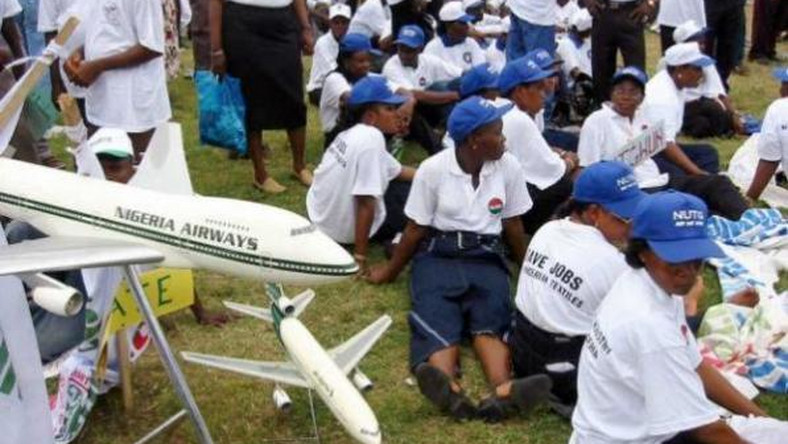 Ex-Nigeria Airways workers recount 14-year ordeal of non-payment of benefits/Illustration