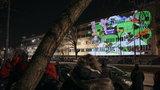 Alarm bombowy koło domu Kaczyńskiego. Artyści nie zrezygnowali